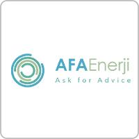 Afa Enerji Logo